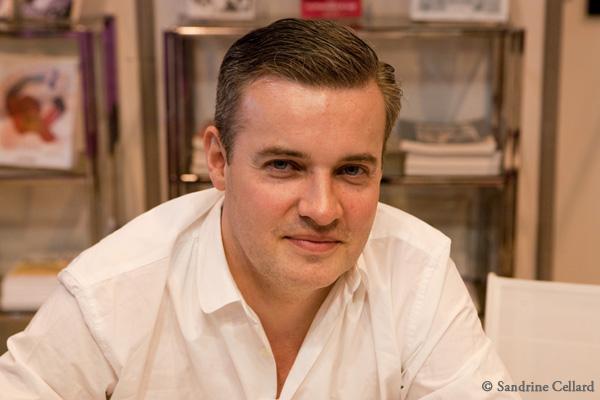 Emmanuel Pierrat, avocat spécialiste du droit de l'édition