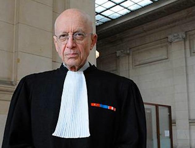 François Gibault, avocat et écrivain
