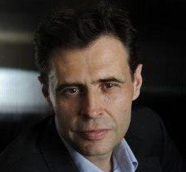 Matthieu Aron, journaliste