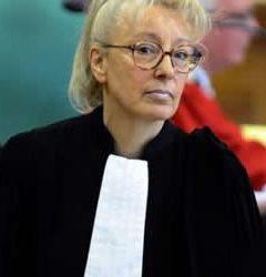 Liliane Glock, avocate
