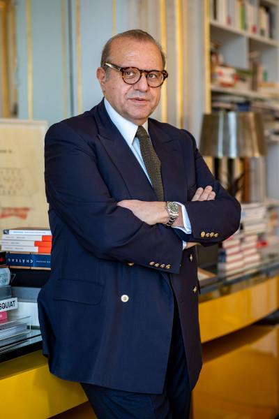 Hervé Temime, l'avocat passionnel