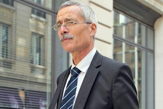 Renaud Van Ruymbeke, juge d'instruction